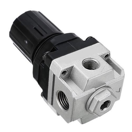Regulador De Pressão Mini 1/8''; 1/4'' Bsp