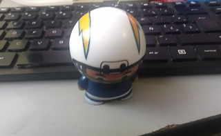2012 Nfl San Diego Chargers Vending Buildable Figure 6 Cms