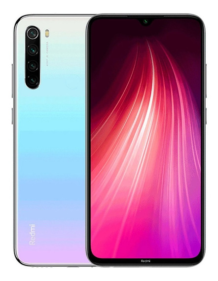Xiaomi Redmi Note 8 64 Gb + 4 Ram Versión Global Sellado Msi