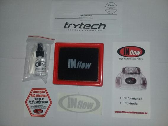 Filtro De Ar Infow Titan 125/150 2008/13 Bros 150/160 Todas