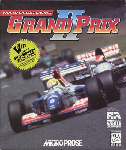 Grand Prix 2,3 E 4 Para Pc - Digital - Mega Pack 3 Jogos.