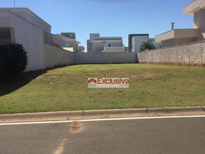 Terreno À Venda, 450 M² Por R$ 365.000 - Condomínio Villa Lobos - Paulínia/sp - Te0553