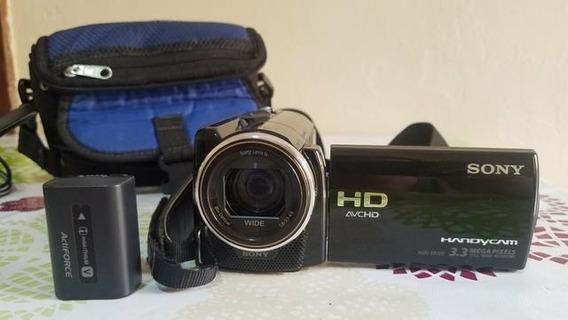 Filmadora Sony Hdr-x160