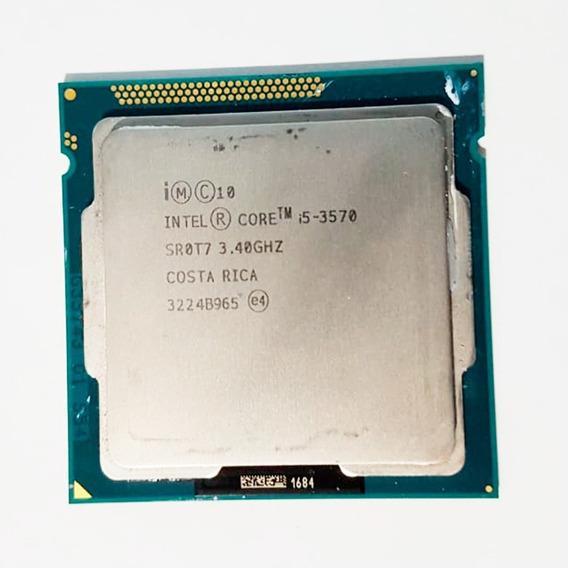 Processador Gamer Intel Core I5 3570 3.40ghz - 1155 Oem