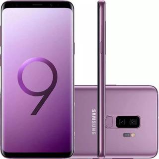 Samsung Galaxy S9 Plus 128gb - Ultravioleta # Vitrine