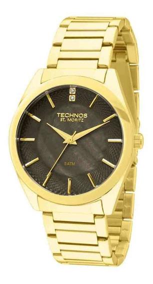 Relógio Technos Feminino St. Moritz - 2036lou/4p