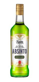 Absinto Aperitivo Kosten Fante Bebidas 1 Unidade De 670ml