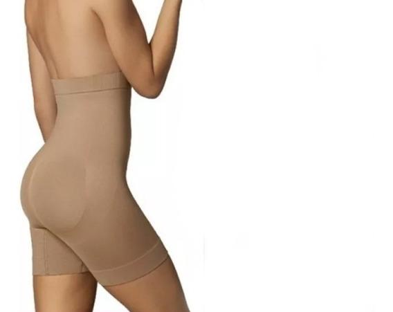 Shorts Alto Redutor S/ Costura Selene Alta Compressão Oferta