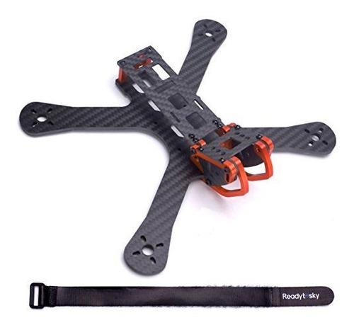 Readytosky 220mm Fpv Racing Drone Frame Fibra De Carbono 5 P
