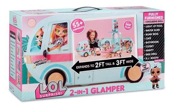 L.o.l. Veiculo Surprise Glamper