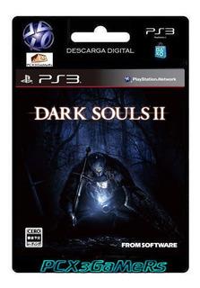 Dark Souls Ii Scholar Of The First Sin Ps3 Pcx...