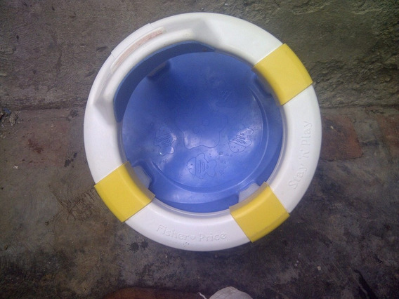 Silla Para Piscina Fisher Price Stay N Play