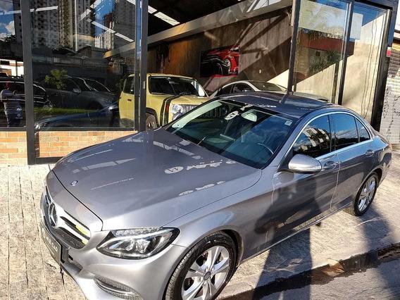 Mercedes-benz C180 2015 1.6 Turbo