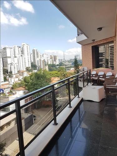 Imagem 1 de 30 de Apartamento Residencial À Venda, Perdizes, São Paulo. - Ap26349