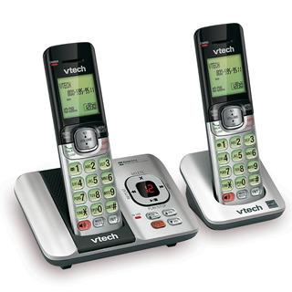 Telefono Inalambrico Vtech Dos Extensiones