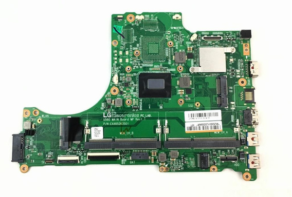 Placa Mãe Notebook U560 Eax65263501 Original Nova