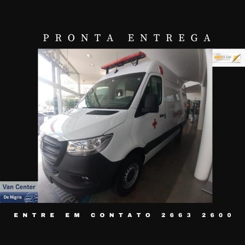 Mercedes-benz Furgao 416 Ambulancia Zero Km