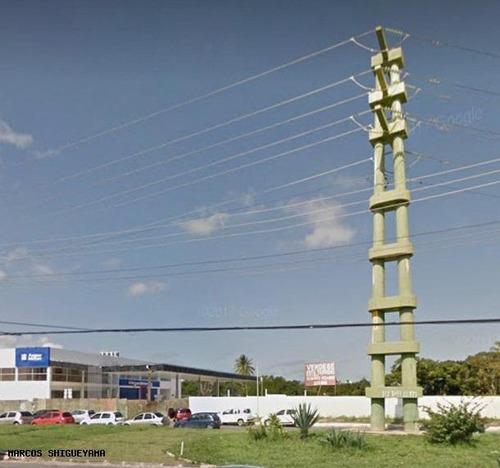 Terreno Para Locação Em Salvador, Paralela - An0284_2-969188