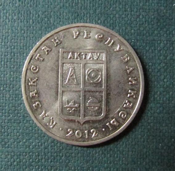 Kazajistan Moneda 50 Tenge Unc 2012 Aktau