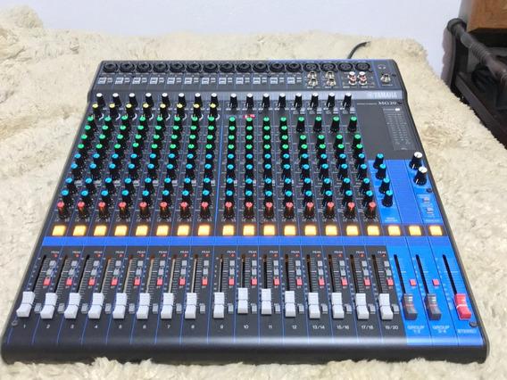 Mesa Der Som Yamaha Mg20 Com Case Sob Medida