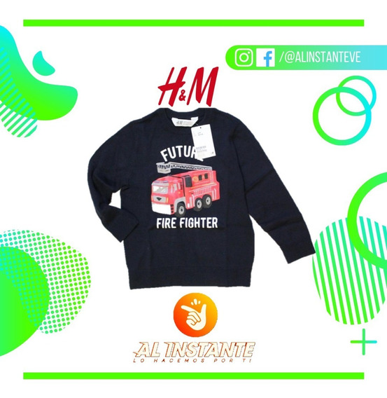 Sueter Para Niño Marca H&m