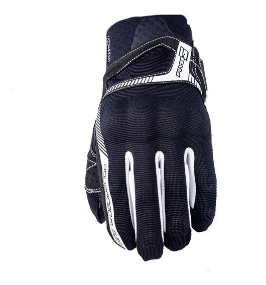 Guantes Five Rs3 Negro Blanco Mh&s