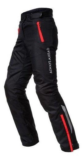 Pantalon Moto Cordura Mujer Ls2 Chart Negro Mas X Moto