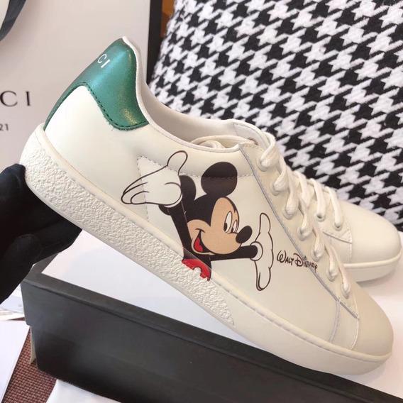 Tênis Gucci Ace Disney 43 Lindoo! Frete Grátis!