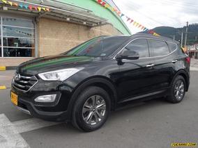 Hyundai Santa Fe Gls 2.4 4x2 Mt Aa 7psj