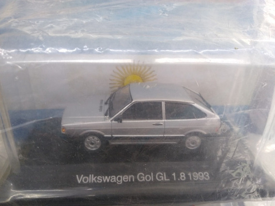 Autos Inolvidables Argentinos 56 Volkswagen Gol Gl 1.8 1993