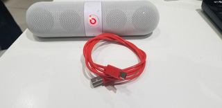Beats Pill Parlante - Bluetooth - Blanco