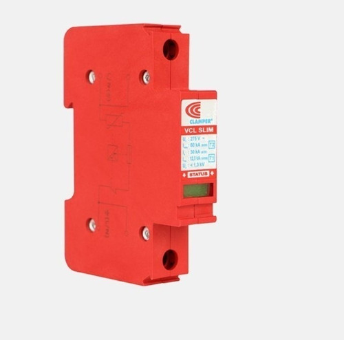 Protetor Contra Surto Clamper Vcl 275v 20ka Slim - Dps