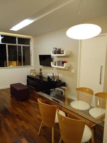 Apartamento À Venda, 77 M² Por R$ 475.000,00 - Santa Rosa - Niterói/rj - Ap43046