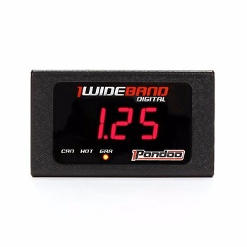 Wideband Digital Lsu 4.9 + Sonda + 1 Sensores De 11bar