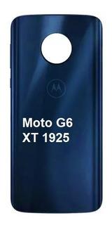Tampa Vidro Traseiro Motorola Moto G6 Xt1925