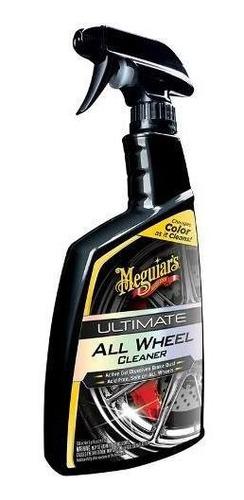 Imagen 1 de 4 de Limpiador Ultimate All Wheel Cleaner P/meguiars #1035 Meguiars G086-02-17-04
