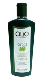 Shampoo Para El Cabello Olio De Ortiga 420 Ml