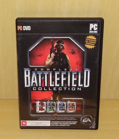 Battlefield 2 - Complete Collection - Pc