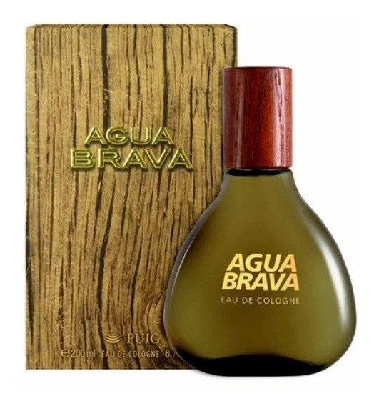 Perfume Agua Brava Antonio Puig For Men Edc 200ml - Original