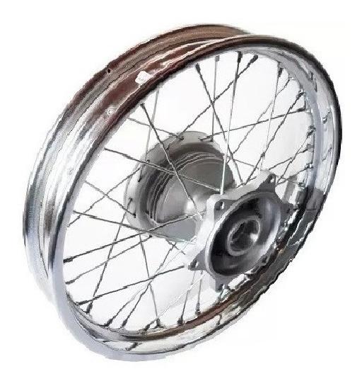 Roda Aro Montada Traseira Nxr Bros 17x215 125/150/160 03/16