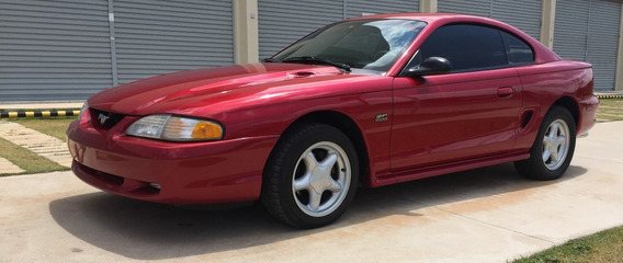 Ford Mustang 1995 V8 5.0 Cambio Mecanico