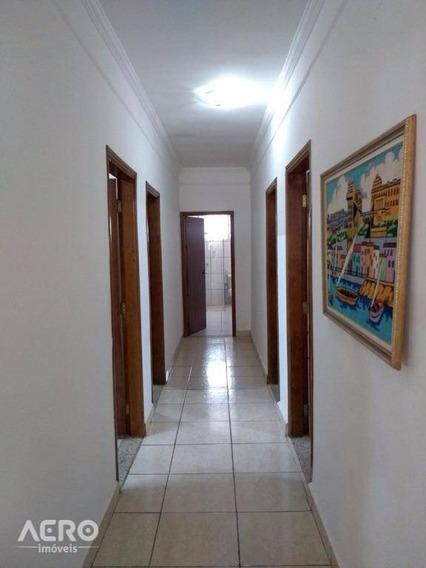 Chácara Com 4 Dormitórios À Venda, 2500 M² Por R$ 850.000 - Panorama Parque - Bauru/sp - Ch0046