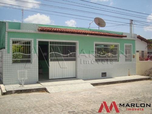 Vc00717 Casa Condominio Jockey Club Em Parnamirim