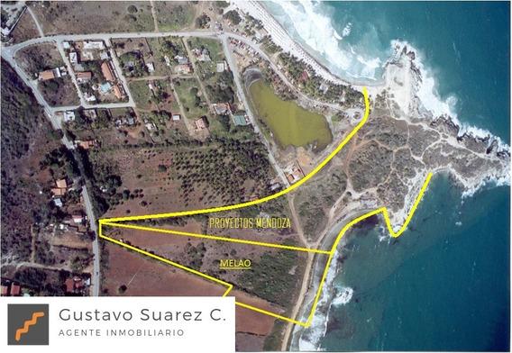 Terreno Desde Av 31 De Julio A Playa Parguito Y El Tirano