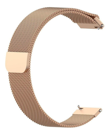 Metal Milanese Watch Band Pulseira Cinta Para Ticwatch E2/s2