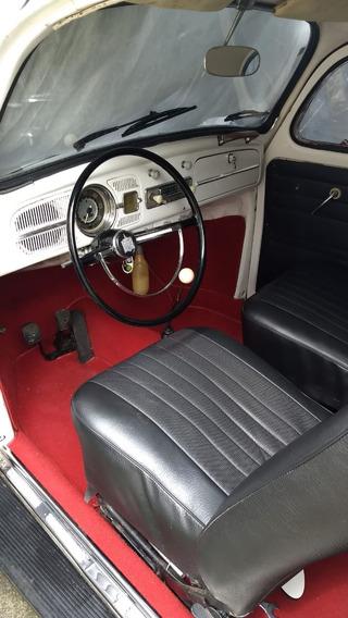 Volkswagen Fusca Ano 1962