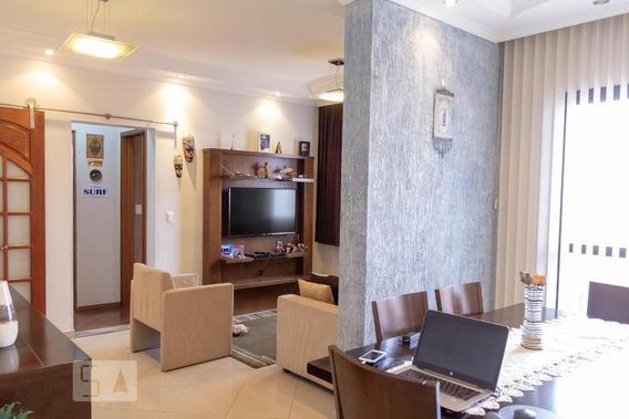 Apartamento No 16º Andar Mobiliado Com 2 Dormitórios E 1 Garagem - Id: 892973125 - 273125