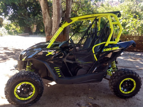 Can Am Razer Maverick 1000r 4x4 Turbo Muy Tratado 2015