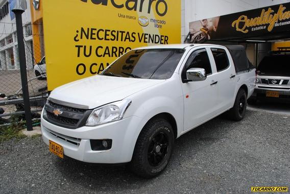 Chevrolet Luv D-max Doble Cabina Mt 2500cc