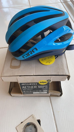 Capacete Giro Aether Mips Bicicleta Ciclismo Mtb Speed Promo